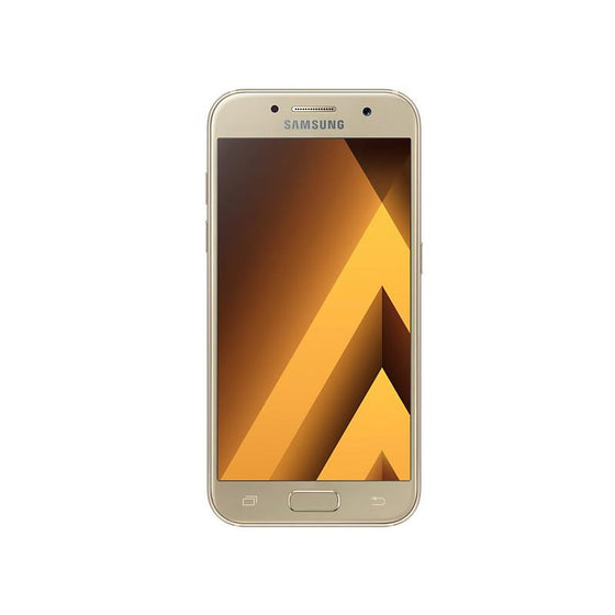 Samsung Galaxy A3 (2017, 16GB, Gold Sand, Special Import)