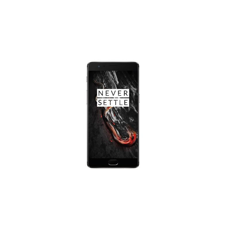 OnePlus 3T (Dual Sim, 128GB, Midnight Black, Special Import)