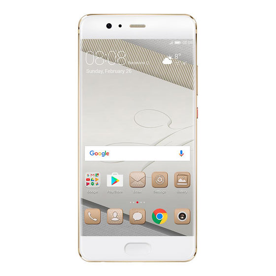 Huawei P10 (64GB, Single Sim, Prestige Gold, Local Stock, Open Box)