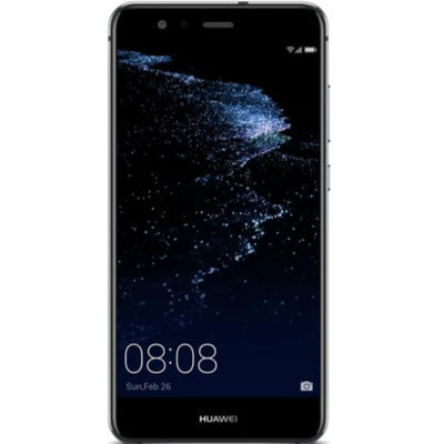 Huawei P10 Lite (32GB, Dual Sim, Midnight Black, Local Stock)-Smartphones (New)-Connected Devices