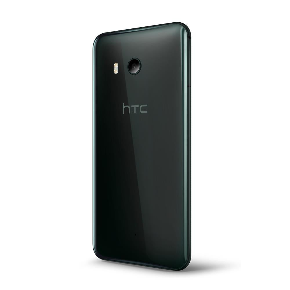 HTC U11 (64GB, Brilliant Black, Dual Sim, Special Import)