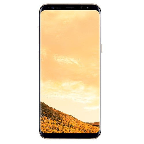 Samsung Galaxy S8 (Dual Sim, 64GB, Maple Gold, Special Import)