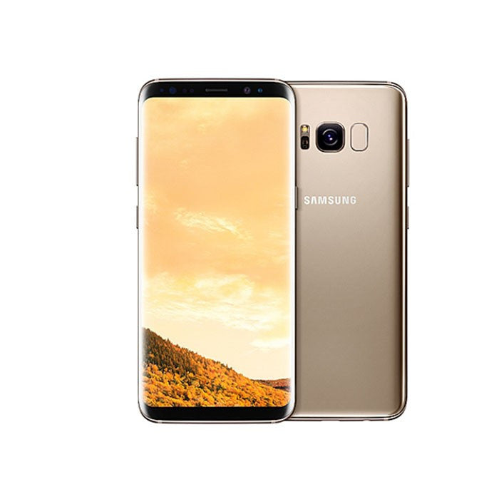 Samsung Galaxy S8 (64GB, Maple Gold, Local Stock)