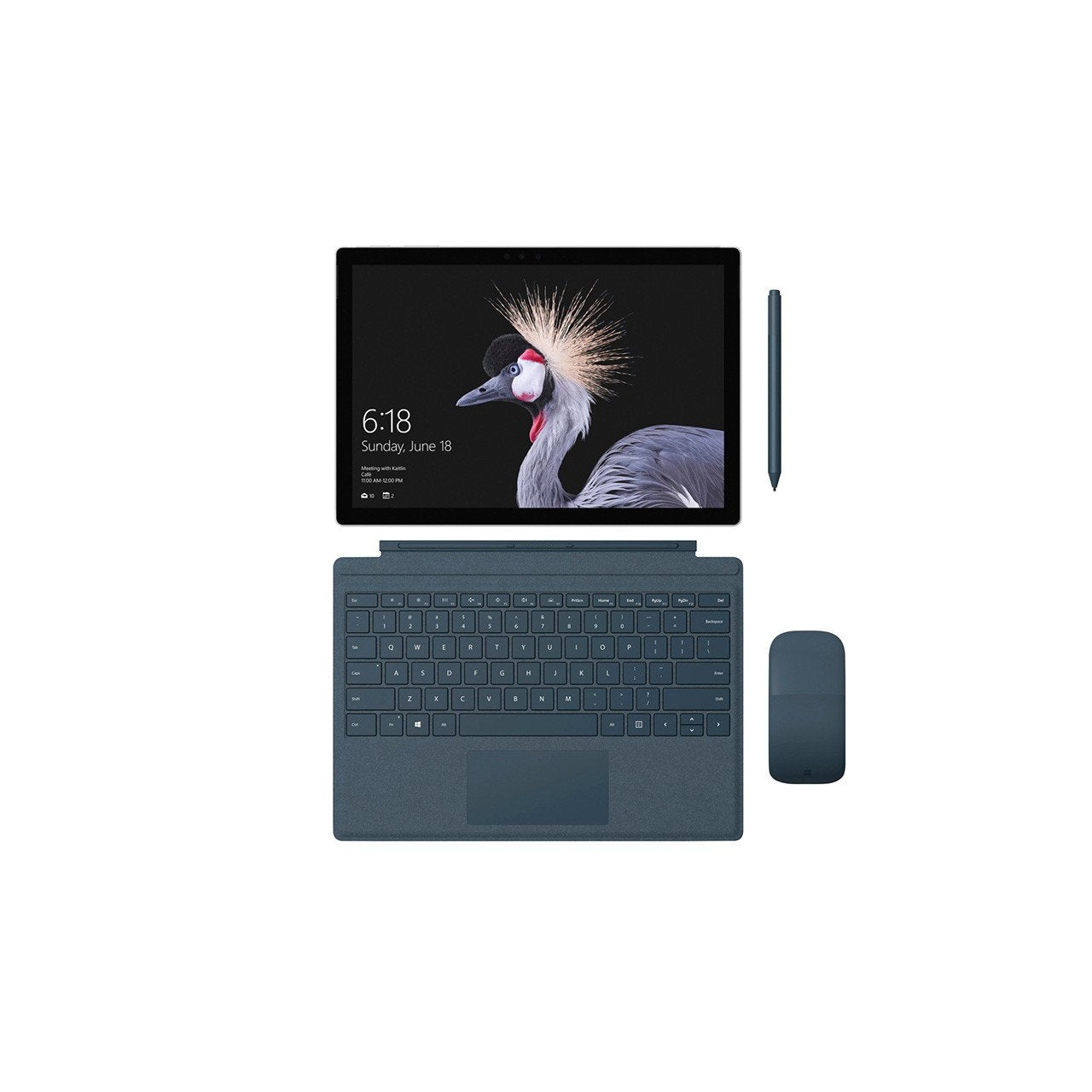 Microsoft Surface Pro 2017 I7 8gb 256gb Special Import