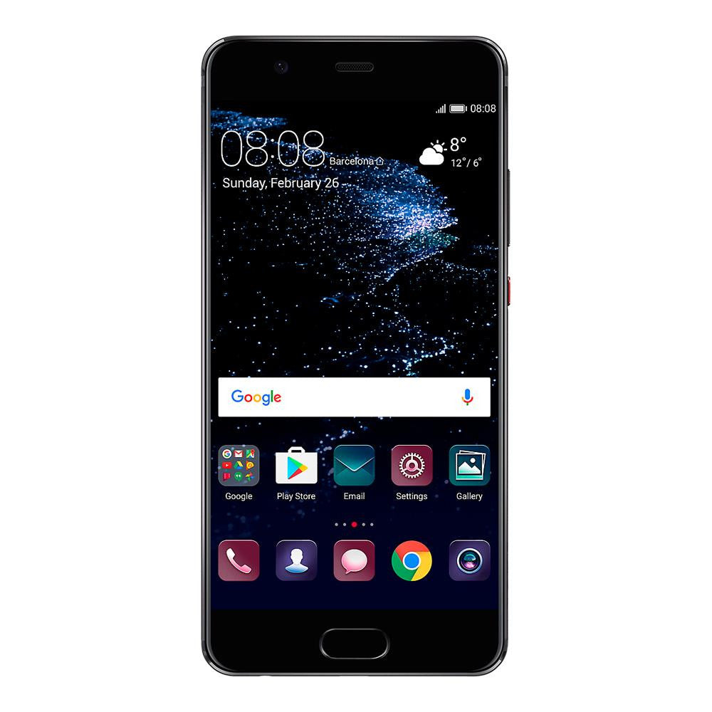 Huawei P10 (64GB, Single Sim, Graphite Black, Local Stock)-Smartphones (New)-Connected Devices