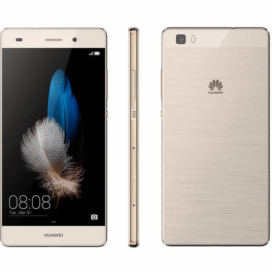 Huawei P8 Lite (16GB, Gold, Dual Sim, Special Import)