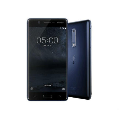 Nokia 3 (16GB/2GB, Matte Black, Single Sim, Local Stock)