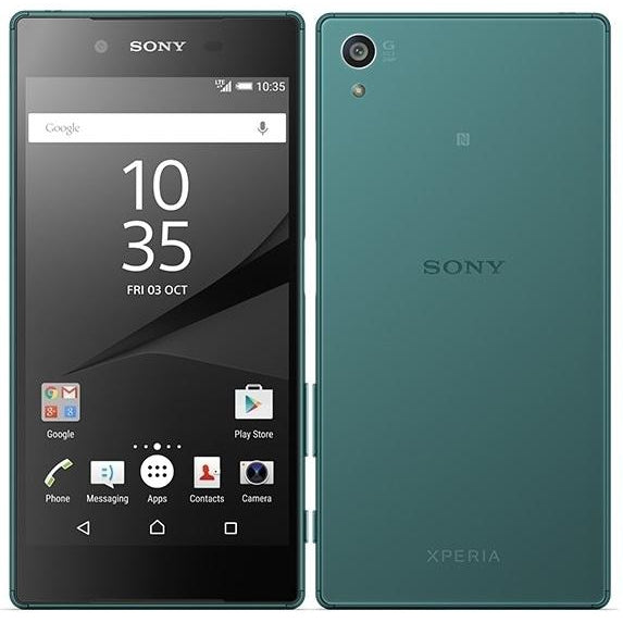 Sony Xperia Z5 (32GB, Green, Special Import)