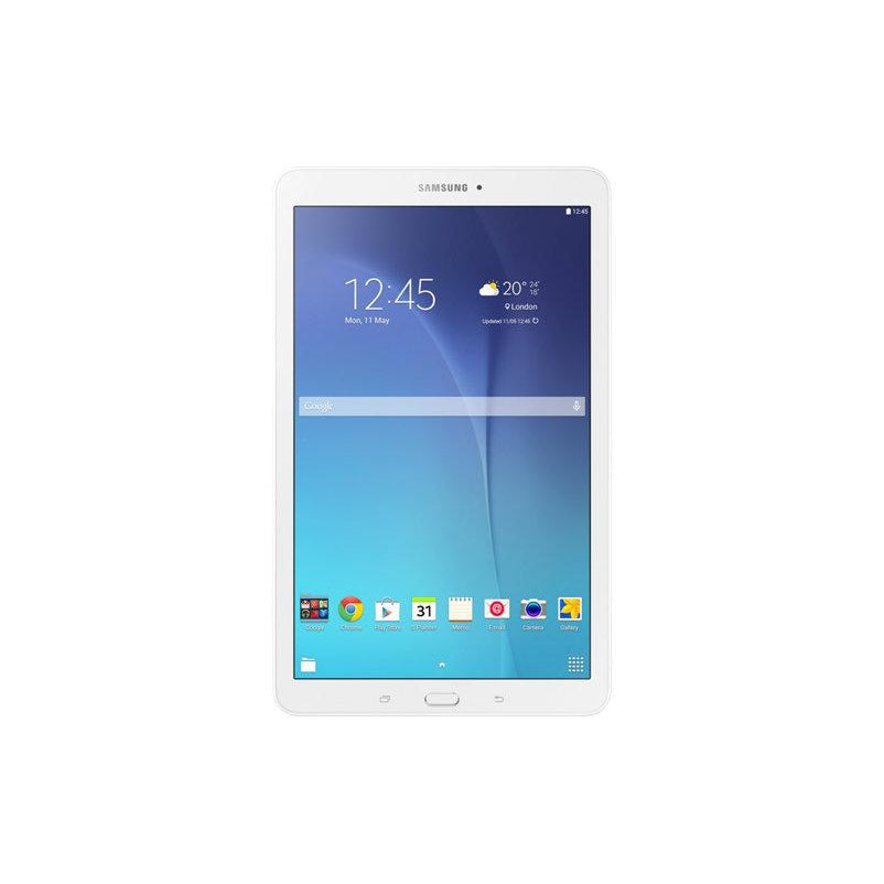 Samsung Galaxy Tab E T560 (Wi-Fi, White, Special Import)