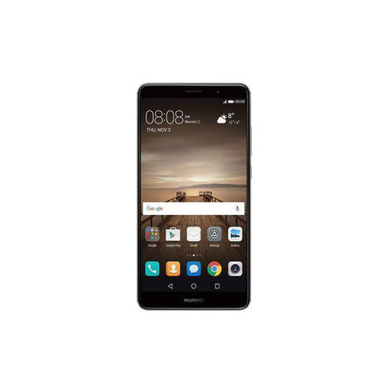 Huawei Mate 9 Dual Sim (64GB, Space Grey, Special Import)