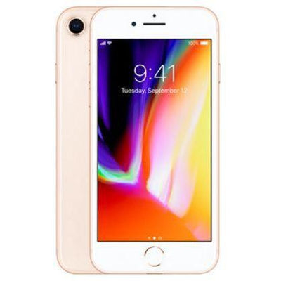 Apple iPhone 8 (64GB, Gold, Local Stock, Local Warranty, Open Box)-Smartphones (New)-Connected Devices