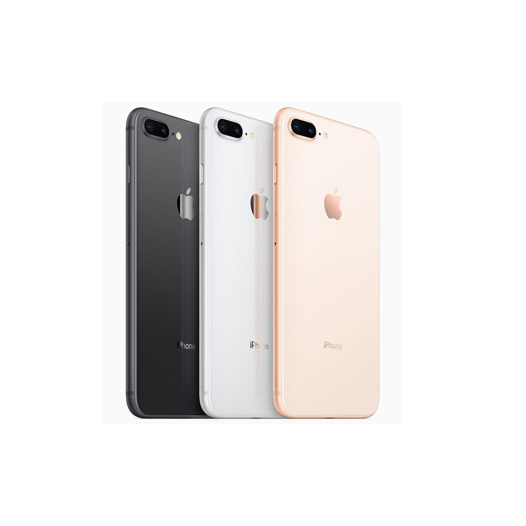 Apple iPhone 8 (256GB, Silver, UK Stock, Special Import)