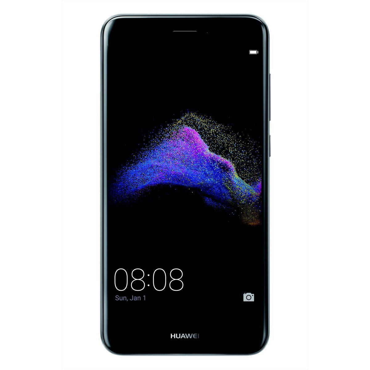 huawei p8 lite 2017 black single sim local stock. Black Bedroom Furniture Sets. Home Design Ideas