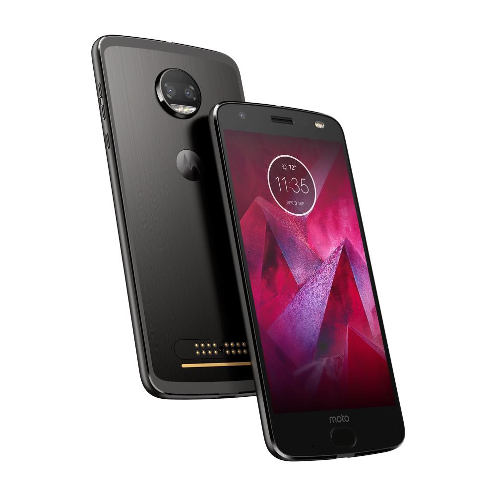 Motorola Moto Z2 Force (Black, Dual Sim, 64GB, Special Import)