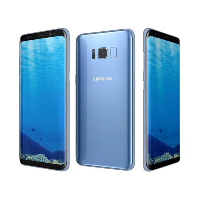 Samsung Galaxy S8 (64GB, Coral Blue, Local Stock)