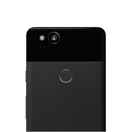 Google Pixel 2 (128GB, Just Black, Special Import)