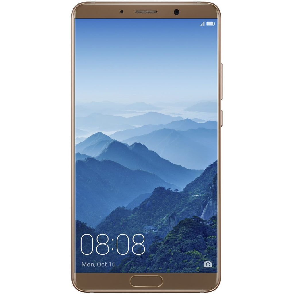 Huawei Mate 10 (64GB, Dual Sim, Mocha Brown, Special Import)