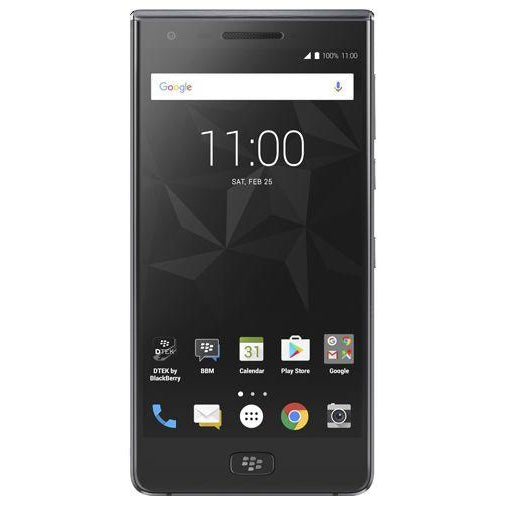 Blackberry Motion (Black, 32GB, Single Sim, Special Import)