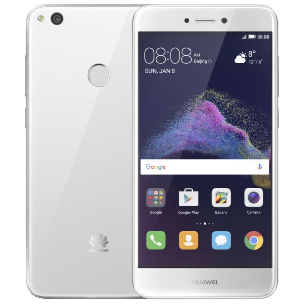 Huawei P8 Lite (2017, White, Single Sim, Local Stock)