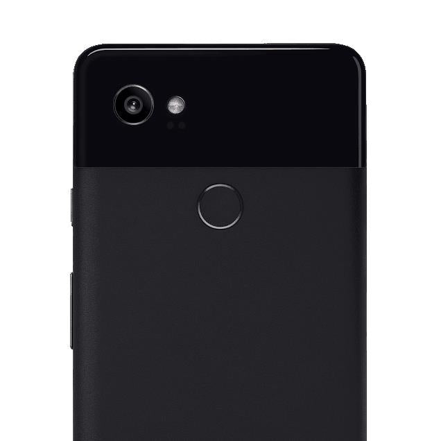 Google Pixel 2 XL (128GB, Just Black, Special Import)