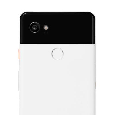 Google Pixel 2 XL (Pre-Owned, 64GB, Black & White, Special Import)-Smartphones (Open Box)-Connected Devices