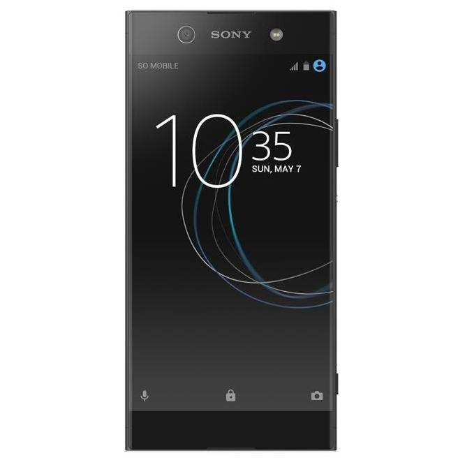 Sony Xperia XA1 Ultra (32GB, Dual Sim, Black, Local Stock)-Smartphones (New)-Connected Devices