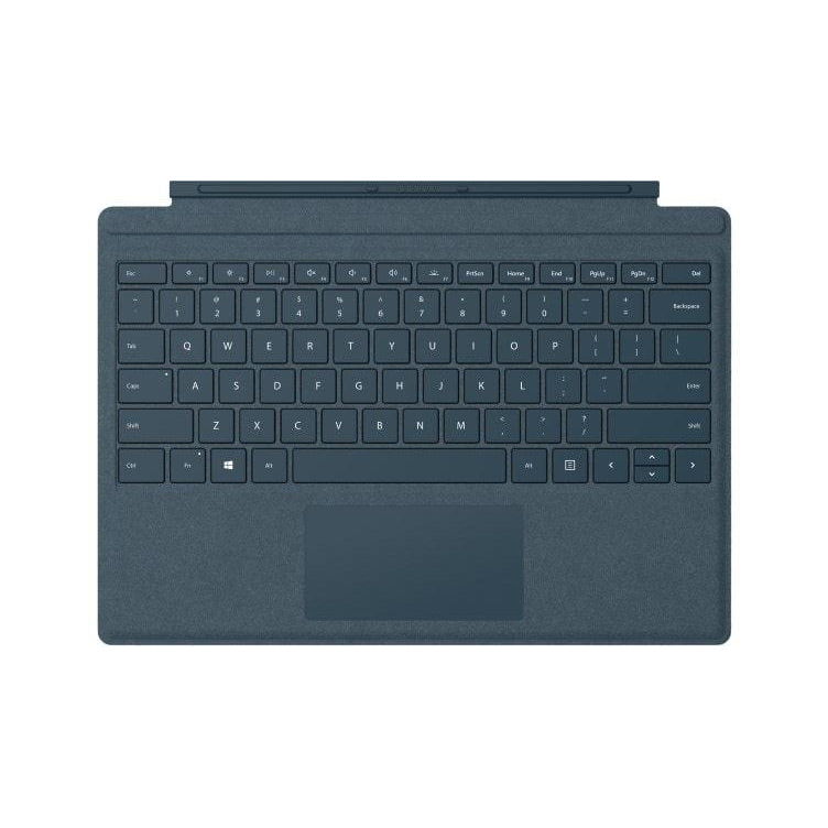 Microsoft Surface Pro Signature Type Cover (Cobalt Blue, Special Import)