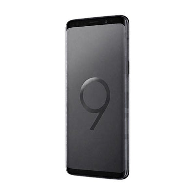Samsung Galaxy S9 (64GB, Midnight Black, Local Stock)