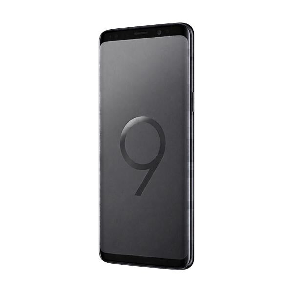 Samsung Galaxy S9 Plus (Dual Sim, 128GB, Midnight Black, Special Import)