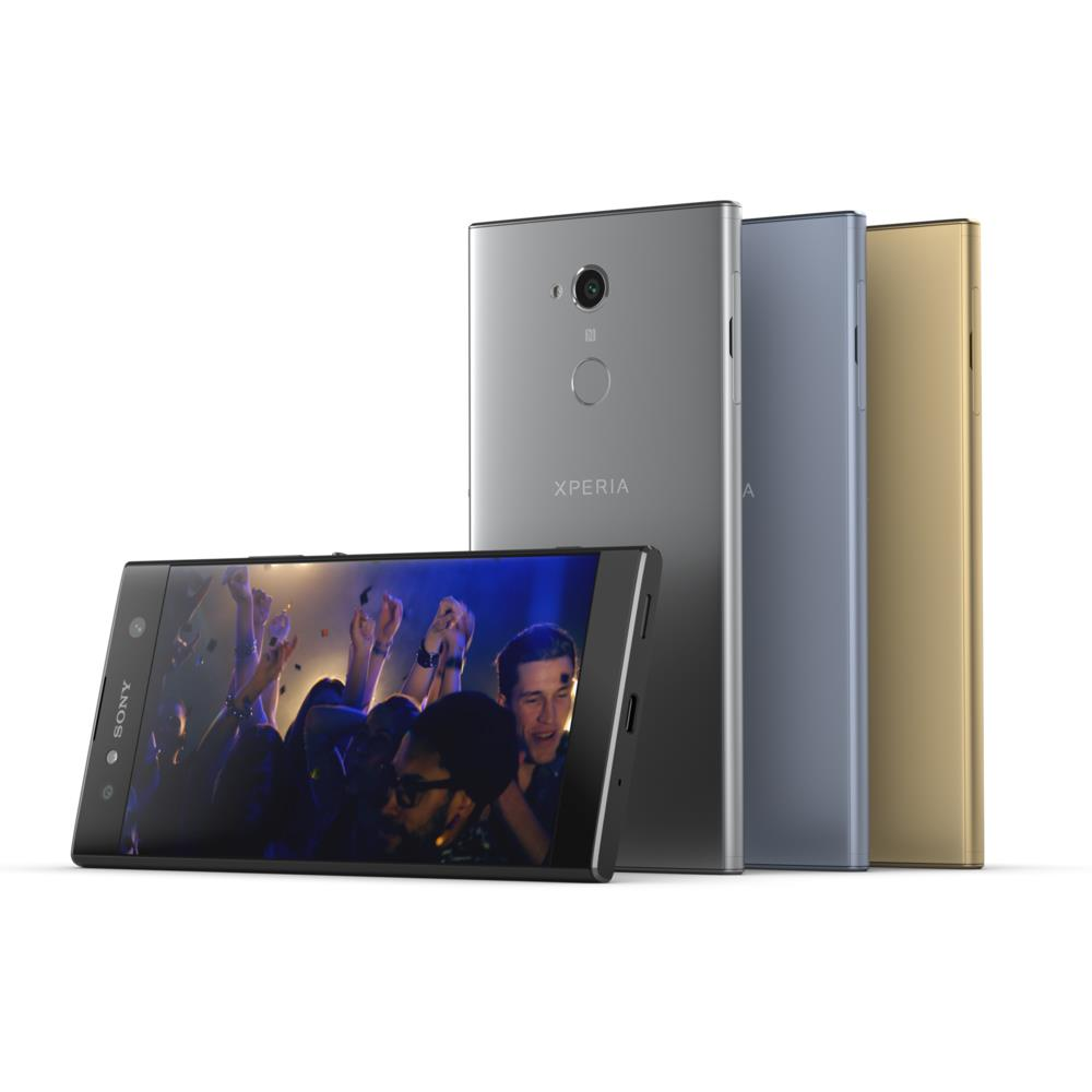 Sony Xperia XA2 Ultra (32GB, Dual Sim, Black, Special Import)