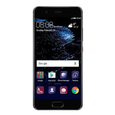Huawei P10 Plus (Single Sim, 128GB, Graphite Black, Local Stock))-Smartphones (New)-Connected Devices