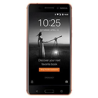 Nokia 6 (32GB, Single Sim, Copper, Local Stock)