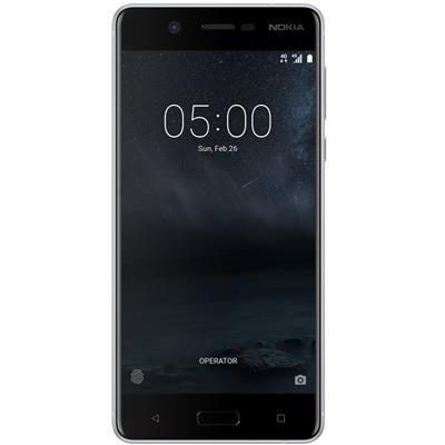 Nokia 5 (16GB/2GB, Silver, Single Sim, Special Import)