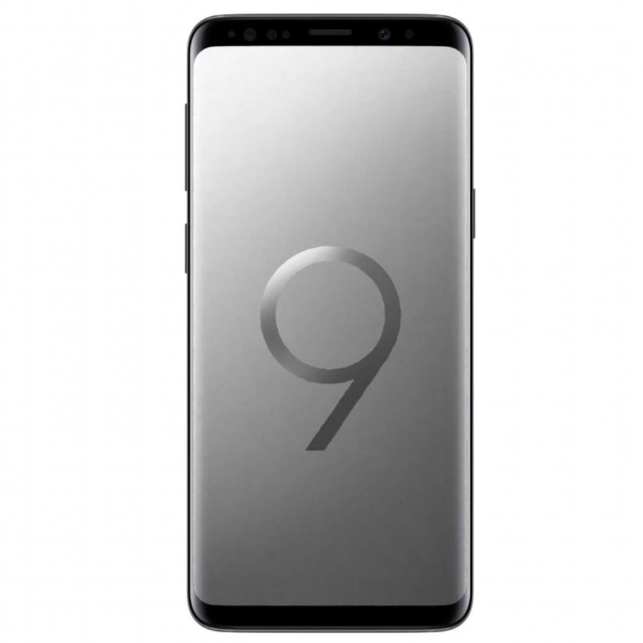 Samsung Galaxy S9 (64GB, Titanium Grey, Local Stock)