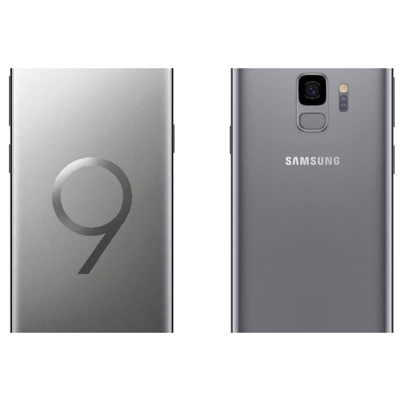 Samsung Galaxy S9 (64GB, Titanium Grey, Local Stock)-Smartphones (New)-Connected Devices