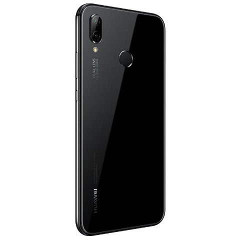 Huawei P20 Lite (Dual Sim, 4/64GB, Black, Local Stock, Open Box)-Smartphones (New)-Connected Devices
