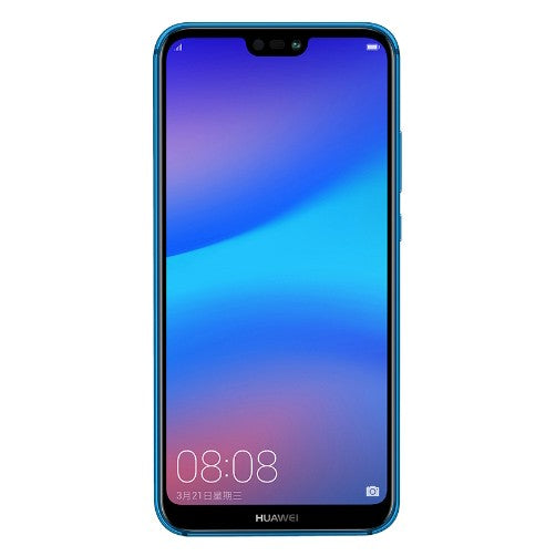 Huawei P20 Lite (Dual Sim, 4/64GB, Blue, Local Stock, Open Box)-Smartphones (New)-Connected Devices