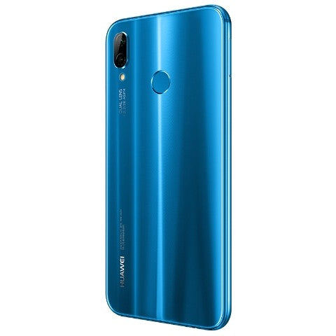 Huawei P20 Lite (Single Sim, 4/64GB, Blue, Local Stock)-Smartphones (New)-Connected Devices