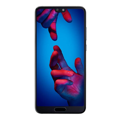 Huawei P20 (128GB, Black, Dual Sim, Local Stock)