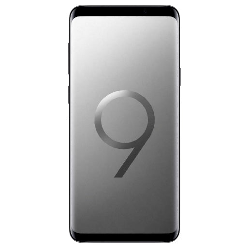 Samsung Galaxy S9 Plus (128GB, Titanium Grey, Local Stock)