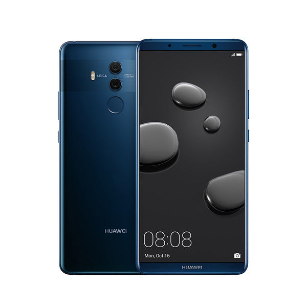Huawei Mate 10 Pro (128GB, Dual Sim, Midnight Blue, Special Import)