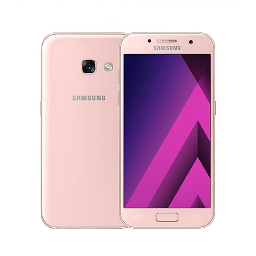 Samsung Galaxy A5 (2017, Peach Cloud, Special Import)