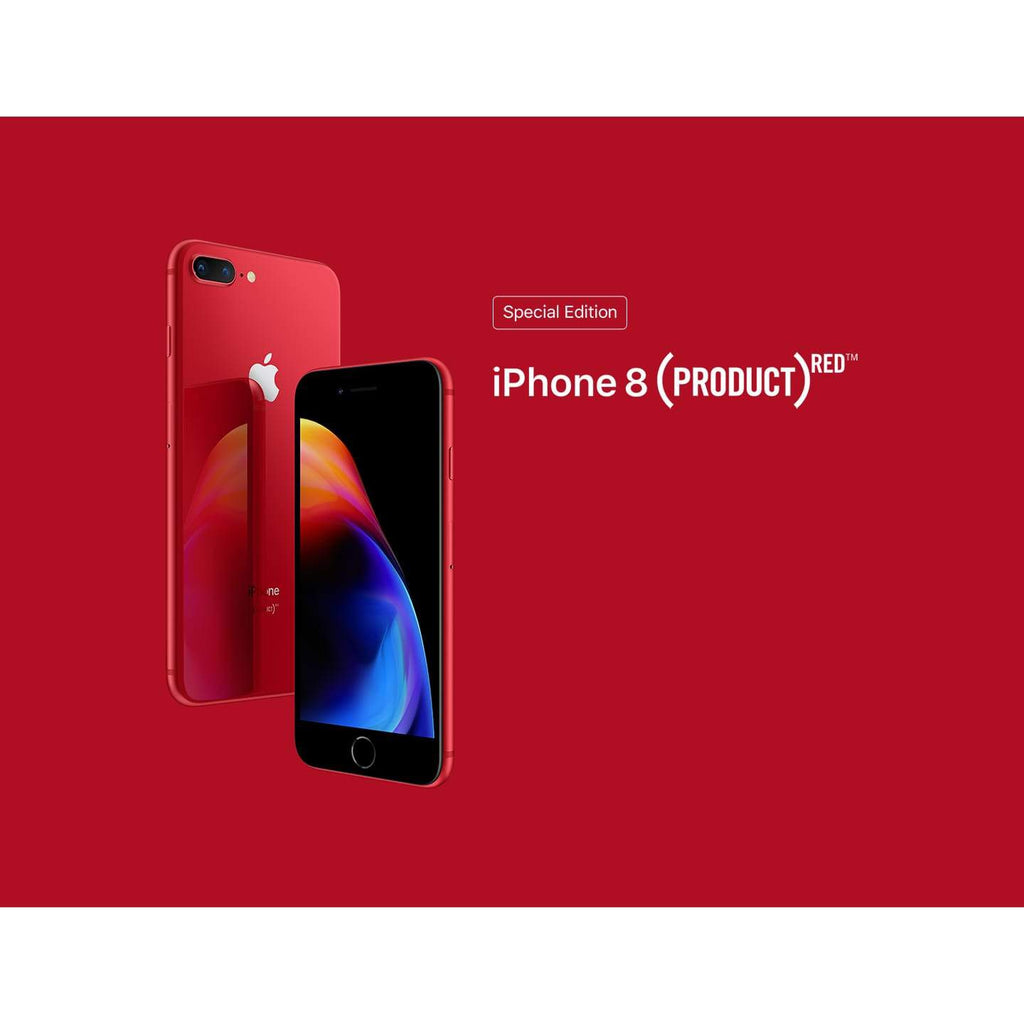 Apple iPhone 8 Plus (64GB, Product Red, Local Warranty, Local Stock)