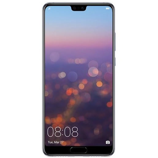 Huawei P20 (Pre-Owned, 128GB, Single Sim, Blue, Local Stock)-Smartphones (Open Box)-Connected Devices