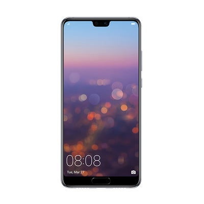 Huawei P20 (128GB, Dual Sim, Blue, Local Stock)