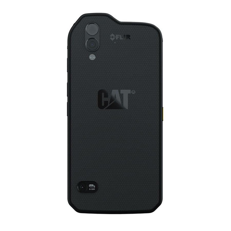CAT S61 (64GB, Dual Sim, Black, Special Import)-Smartphones (New)-Connected Devices