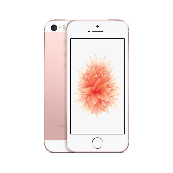 Apple iPhone SE (128GB, Rose Gold, Special Import)