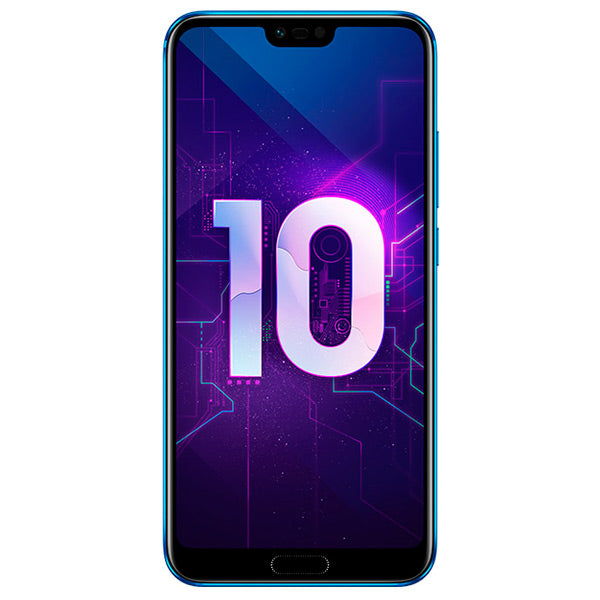 Huawei Honor 10 (64GB, Dual Sim, Blue, Special Import)