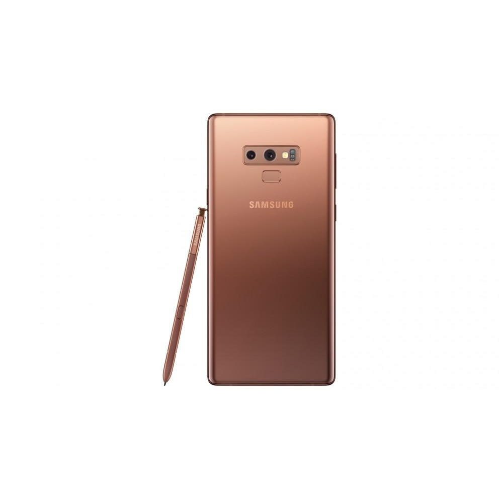 Samsung Galaxy Note 9 (128GB, Single Sim, Metallic Copper, Local Stock)