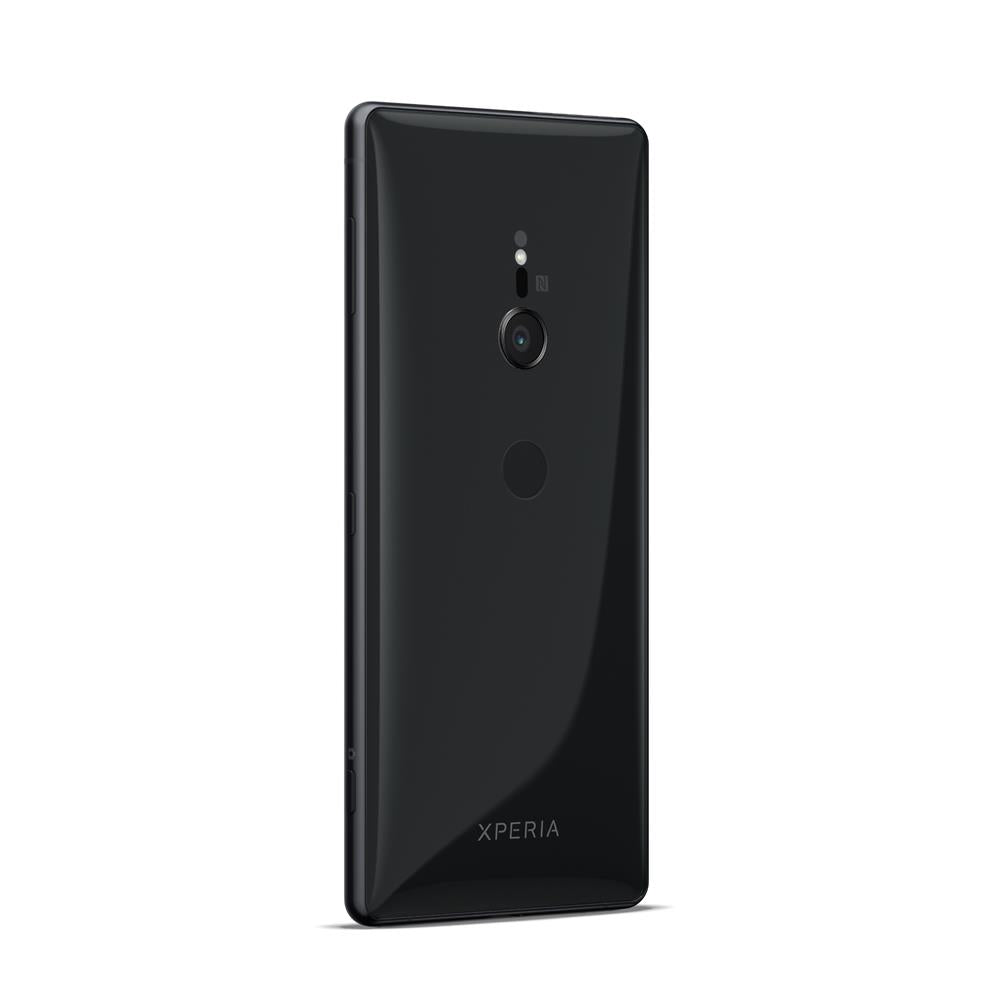 Sony Xperia XZ2 (64GB, Liquid Black, Special Import)